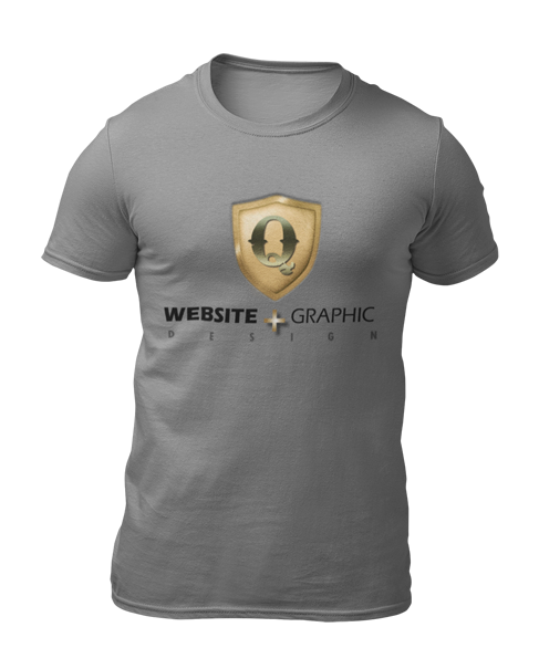 Qrystalinc Slim Fit T-Shirt